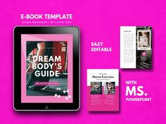 Ad: E-Book Bundle Templates by rivatxfz on Updates eBook Bundle September - - FREE LIFE TIME UPDATE! 11 Ebook template bundle creative slides Template descriptions: If Keynote Template, Brochure Template, Workout Names, 26 November, Journal Template, Cover Template, Presentation Templates, Design Templates, Brochures
