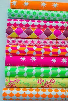 Farge + mønster