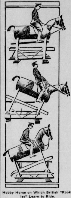 Riding Habit, Hobby Horse, Sportswear, Horses, Image, Horse