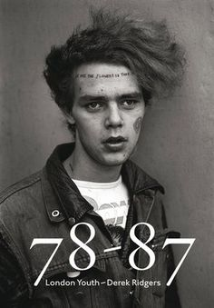 78-87 London Youth by Derek Ridgers, 2014 - The title of Derek Ridgers's book paints a vivid picture of where and when he shot the images, but you need to scan through the rich photographs inside to really digest the spirit of London in the late '70s and early '80s. From basement punks to new psychedelics, subcultural groups far and wide are represented. John Galliano, Boy George, and Vogue's Hamish Bowles make appearances.