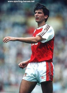 Alan Smith - Arsenal