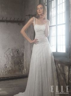 DO YOU LIKE VINTAGE OR FRESH? Ordinary wedding has been unable to meet you? 2014 Ir de Bundó wedding dresses will bring you a breeze in the ...