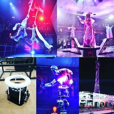"""""""Red Boat Cantonese Opera"""" 33  LiteLEES Big-EYE L10R gains the high praise especially the """"Robot Arm Big-EYE"""" which connects the stage machine with art perfectly. #brightnessblog #lightingdesign #concert #stagelight #stage #showoflight"""
