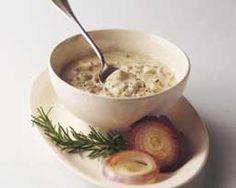Minnesota Wild Rice Soup.