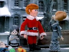 1970 Rankin/Bass Animagic TV special Santa Claus is Comin' to Town. Christmas Tv Shows, Christmas Scenes, Christmas Past, Retro Christmas, Christmas Pictures, Christmas Specials, Christmas Boxes, Christmas Decor, Christmas Cartoons