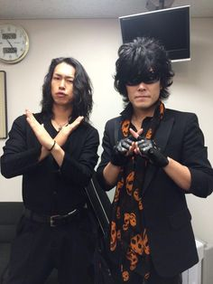Akinori. ToshI. lynch. X JAPAN.