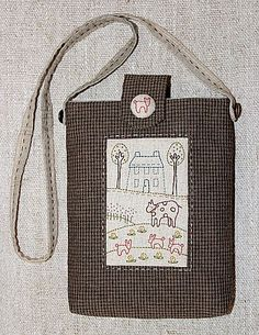 The Bird House stitcheries and books and patterns