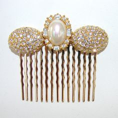 ohfaro wedding hair jewelry accessories     Looks great!