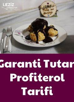 Warranty-Keeping Profiterole Recipe - It's a Girl Profiteroles Recipe, Easy Eat, Breakfast Toast, French Food, Vegan Vegetarian, Vegetarian Breakfast, Recipe Of The Day, Food Styling, Tart