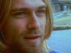 Kurt's blue eyes