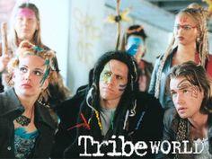 The Tribe: Amber, Pride, Bray and Ebony