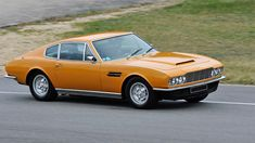 Classic Car News – Classic Car News Pics And Videos From Around The World Aston Martin Lagonda, Aston Martin Cars, Best Muscle Cars, Mc Laren, Car In The World, Rolls Royce, Car Ins, Vintage Cars, Classic Cars