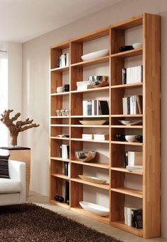 Bookshelf 4 Bookshelves, Bookcase, Modern Interior Design, Minimalist, House Ideas, Home Decor, Modern Interiors, Shelf, Homes