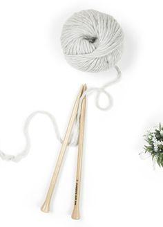 100% laine péruvienne Jaspé gris - Pelotes de grosse laine - Pelotes et aiguilles
