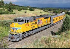 UP SD70ACE Colorado
