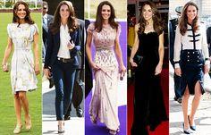 21st century princess attire.