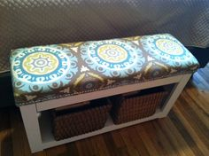 Awesome Spa Bench! Free Plans at Ana-White.com