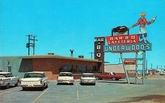 underwoods bar-b-q odessa texas - wish it was there still
