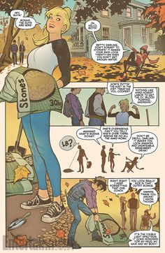 adam hughes betty and veronica Archie comic strip Comic Book Pages, Comic Page, Comic Book Artists, Comic Artist, Comic Books Art, Adam Hughes, Betty & Veronica, Comic Layout, Ligne Claire