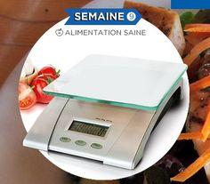 Gagnez une balance numérique pour aliments - Quebec echantillons gratuits Balance, Free Samples, Healthy Diet Foods, Pageants, Eat