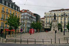Lisboa - Largo do Camões
