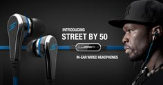 http://smsby50.com/ (headphones by 50cent)