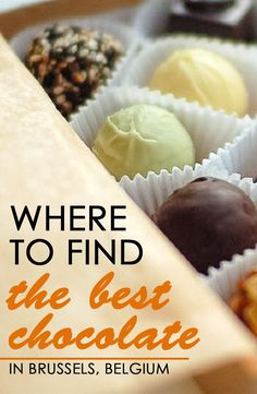 Of al lof the things to do in Brussels, Belgium I would suggest you find the best Belgian waffles, Belgian chocolate, frites & Belgian beer.. here let me help you.