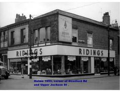 1953 Corner of Stratford road as nd Upper Jackson street (close to Chapman Street), Hulme Most Powerful Quotes, Genealogy, Dna, Manchester, Dates, Graffiti, Jackson, Sunshine, The Past