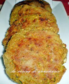 Polpette di zucchine alla greca con zucchine e feta (Kolokithokeftedes), ricetta