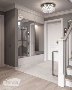 Modern Interior Design, Interior Design Inspiration, Interior Design Living Room, Living Room Designs, Hallway Designs, Closet Designs, Home Living Room, Living Room Decor, Bedroom Decor