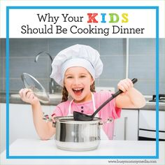 Why your kids should