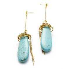 'cape verde' earrings
