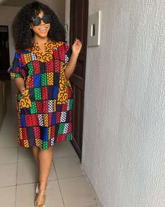 See 17 PHOTOS: Marvelous Ankara Styles For Swag Ladies We have the best African dresses, Ankara styles, African outfits, African wear or Ankara African Dresses For Kids, Latest African Fashion Dresses, African Dresses For Women, African Print Fashion, African Attire, Latest Ankara Styles, Ankara Dress Designs, African Print Dress Designs, Vetement Fashion