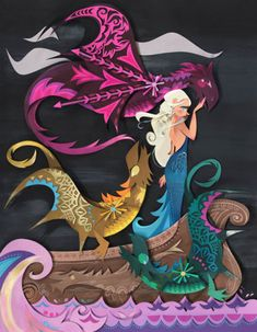 The Art of Nathanna Erica - Tomorrow people, tomorrow. This absolutely had to. 3d Paper Art, Paper Artwork, Paper Artist, Fine Art Paper, Paper Crafts, Paper Illustration, Illustrations, Cut Out Art, Mother Of Dragons