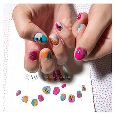 Nail art Christmas - the festive spirit on the nails. Over 70 creative ideas and tutorials - My Nails Cute Nails, Pretty Nails, New Nail Designs, Pin On, Girls Nails, Minimalist Nails, Nail Decorations, Stylish Nails, Perfect Nails