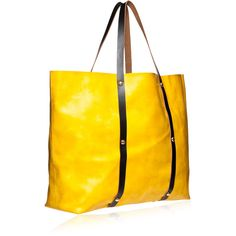 Shopping bag Marni ($630) ❤ liked on Polyvore