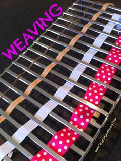 Laughing Kids Learn: Weaving