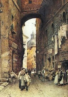 Ettore Roesler Franz and Bygone Rome roma.andreapollett.com280 × 400Buscar por imagen