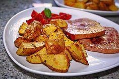 Backofenkartoffeln einfach und lecker