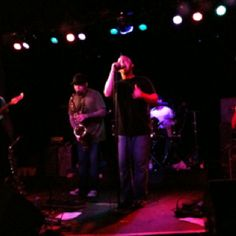 Wednesday If Not Before last night at Smith's Olde Bar!!!