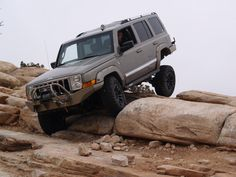 Jeep Commander at Moab                                                       …