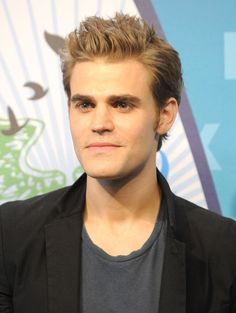 paul wesley | Paul Wesley Honoree Paul Wesley poses in press room during the 2010 ...