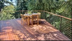 Deck Railings Outdoor Design Ideas, Pictures, Remodel and Decor Deck Railing Design, Deck Railings, Deck Design, Cable Railing, Black Railing, Railing Ideas, Lattice Design, Fence Ideas, Contemporary Patio