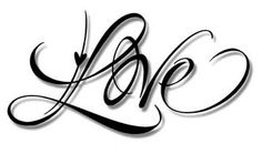 Love Wonderful Font Stylish