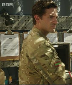 Is it wrong to dream? - No it is wrong not to dream // Captain James - Our Girl Charles James, Girls Series, Tv Series, Our Girl Bbc, Ben Aldridge, Ladies Gents, Hot Guys, Hot Men
