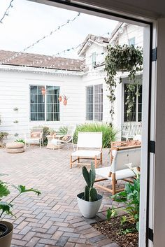 cute patio!