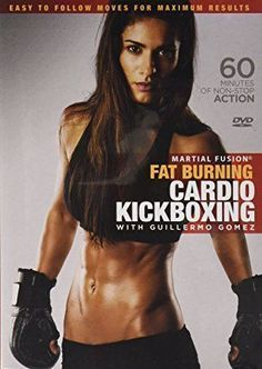 Fat Burning Cardio Kickboxing 60-Minute  Workout | Posted by: NewHowtoLoseBellyFat.com