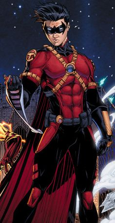 Red Robin New 52 Teen Titans