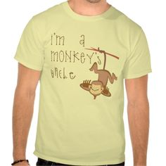 Monkey's Uncle Tshirts