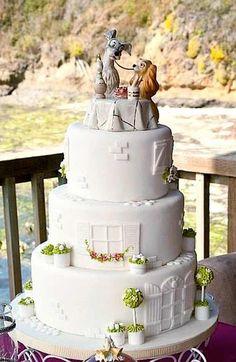 8 Disney Wedding Cakes That Could Make Anyone Feel Like A Princess